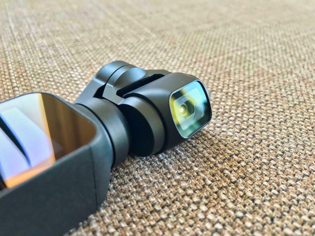 DJI Osmo Pocket - Kamera mit Objektiv