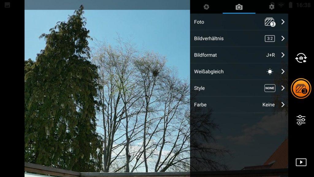 HDR-Fotos mit der Drohne - Mavic 2 Pro Beispieleinstellungen