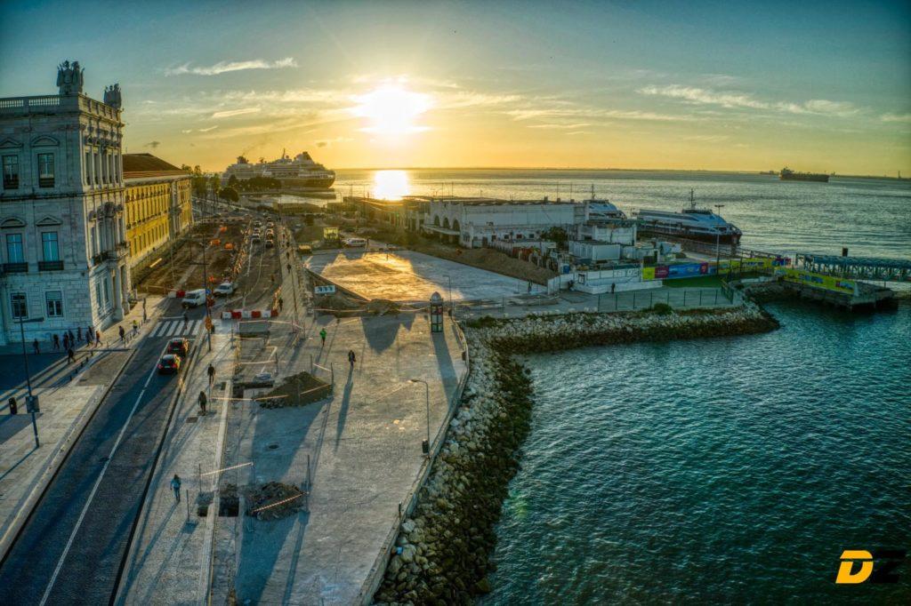 Mavic 2 Pro und Aurora HDR - Bild 2 (Lissabon, Portugal)