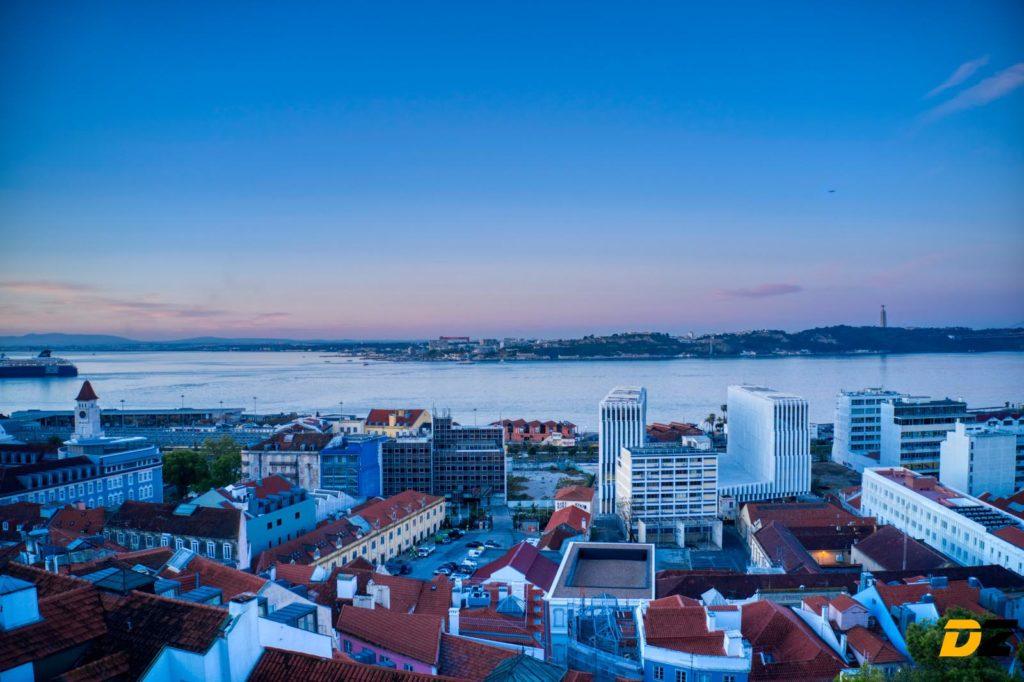 Mavic 2 Pro und Aurora HDR - Bild 3 (Lissabon, Portugal)