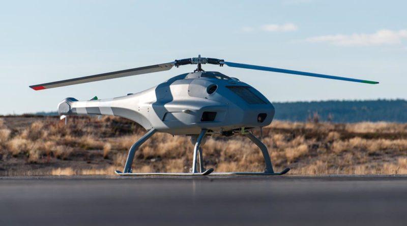 Saab Skeldar V-200 Drohne UAV