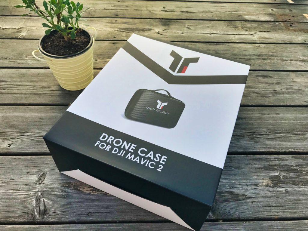 Techfection Koffer für DJI Mavic 2 - Verpackung