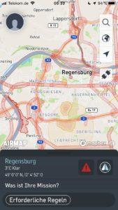 AirMap - Drohnen-Apps im Überblick
