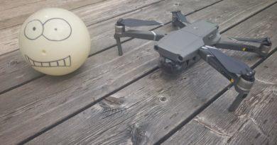 Ball gegen Drohne Teaser