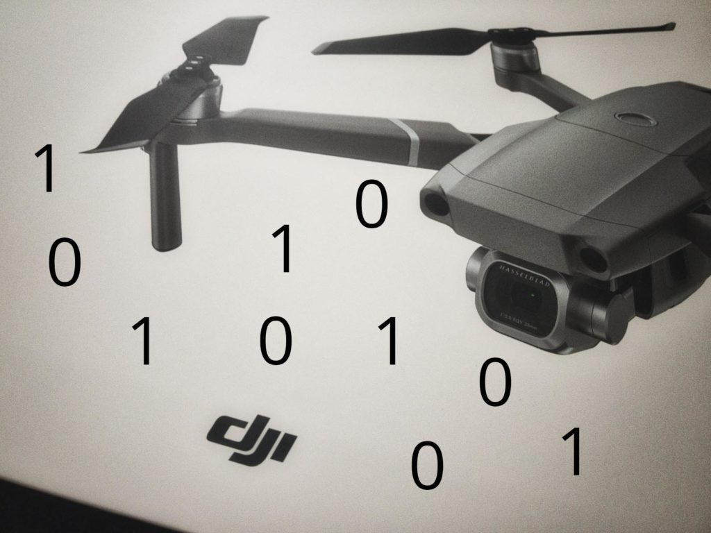 DJI Data Security Teaser