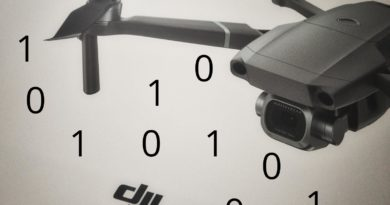 DJI Data Security Teaser