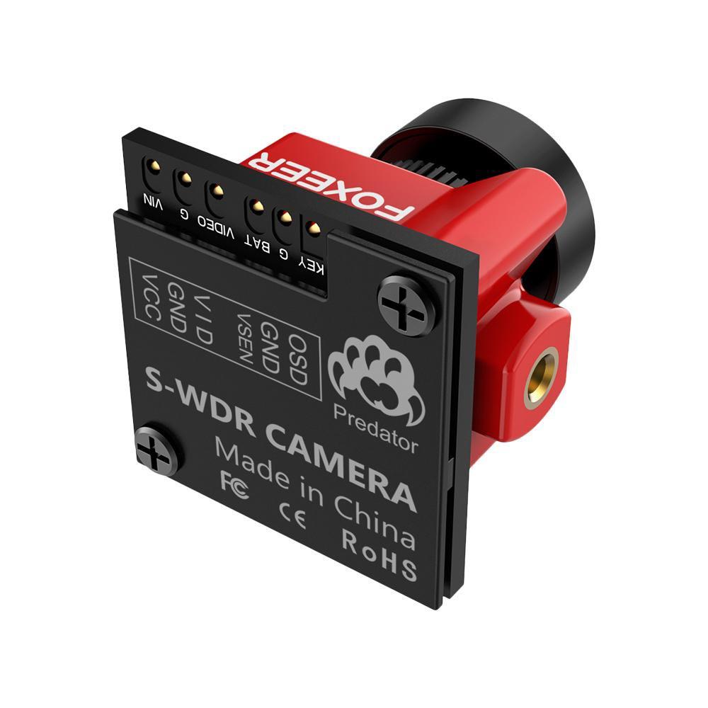 Foxeer Micro Predator 4 FPV Cam mit Lötpads