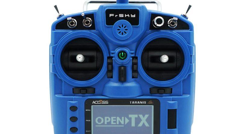 FrSky Taranis X9 Lite Sender - Prussian Blue
