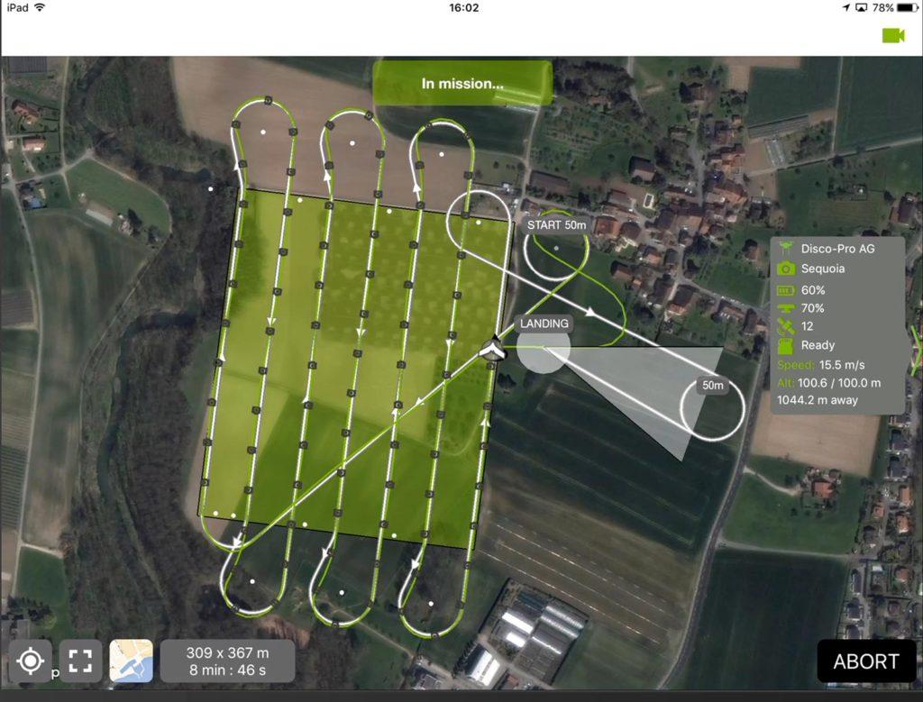 Photogrammetrie App Pix4Dcapture Drohnen Apps
