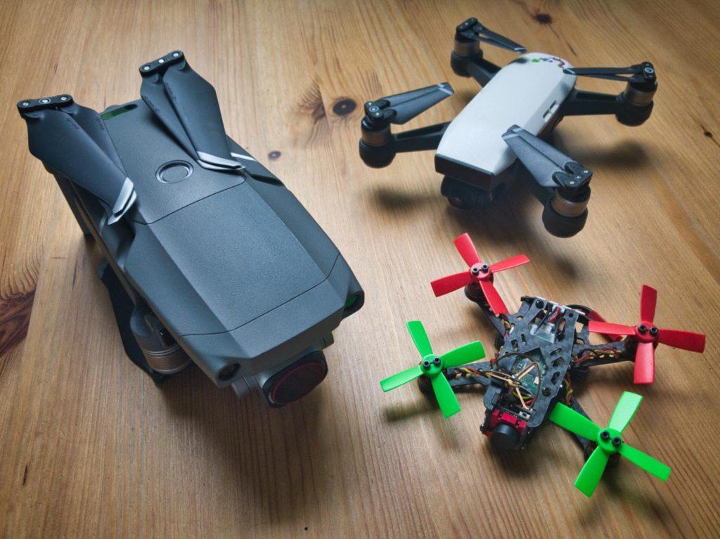 Was genau ist eine Drohne