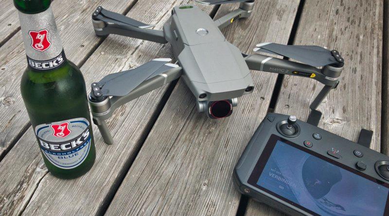 Alkoholverbot für Drohnenpiloten
