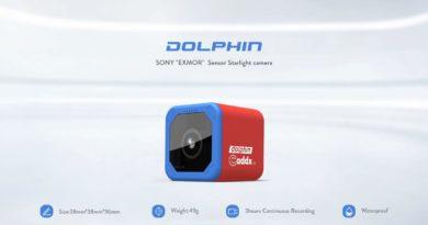 Caddx Dolphin Box HD Kamera Teaser Bild
