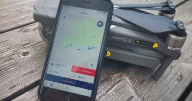 Drohnen-Apps die du kennen musst