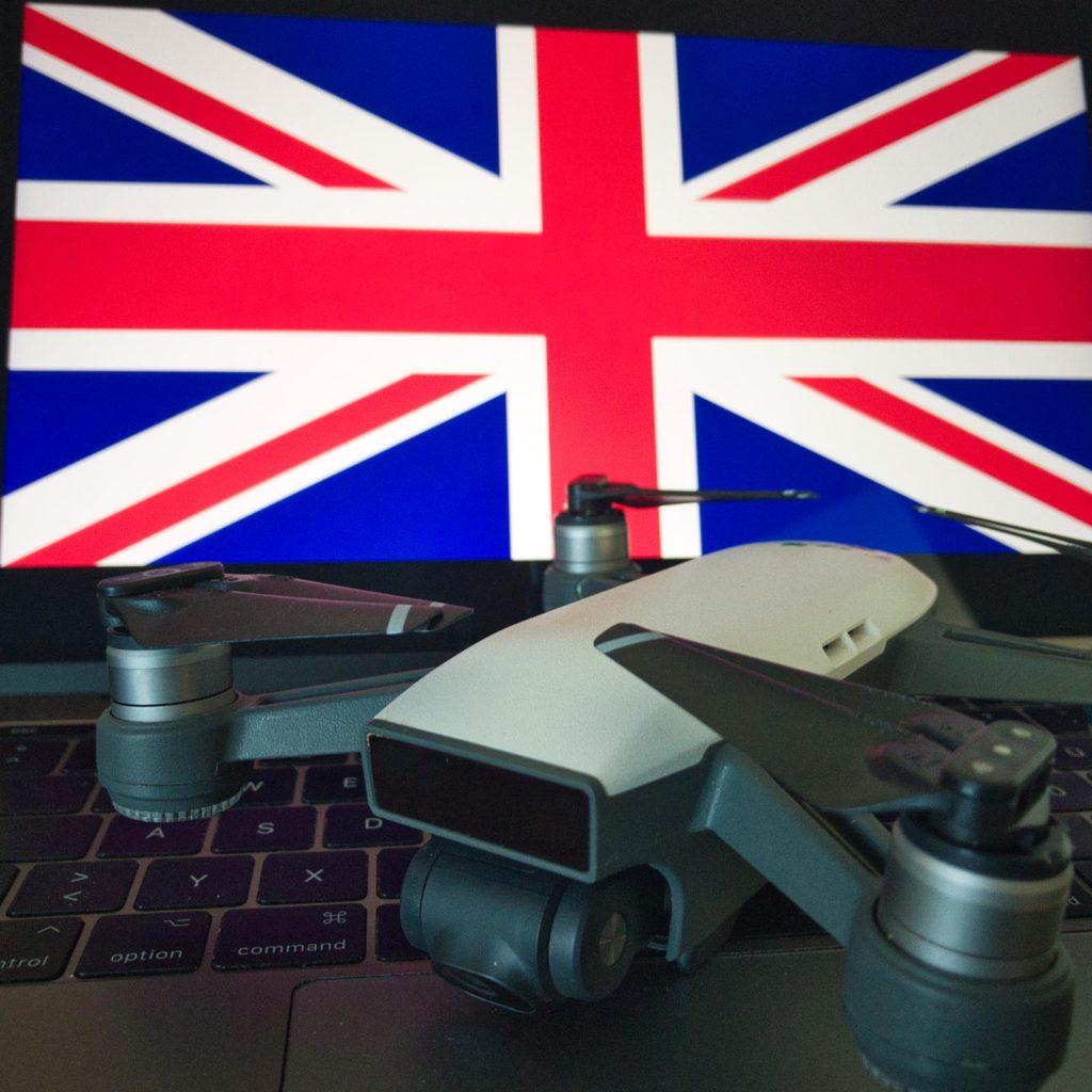 Drohnendatenbank in UK wird nicht günstig