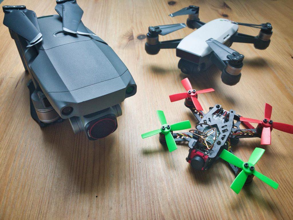 Drohnenwissen für Anfänger