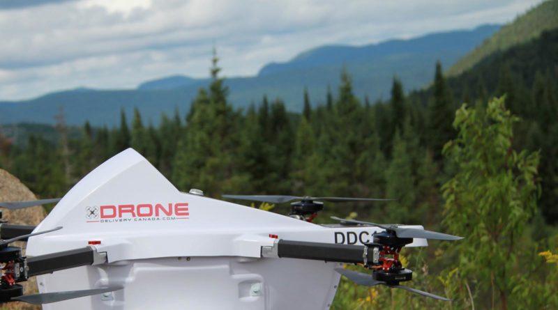 DroneDeliveryCanada DDC Sparrow Drohne