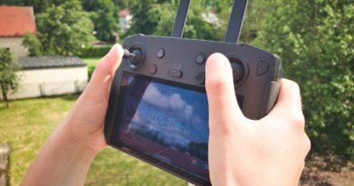 Traumberuf Drohnenpilot