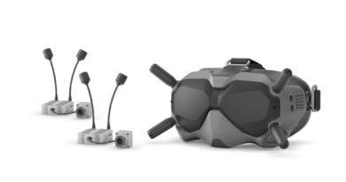 DJI FPV Air Unit und FPV Goggles