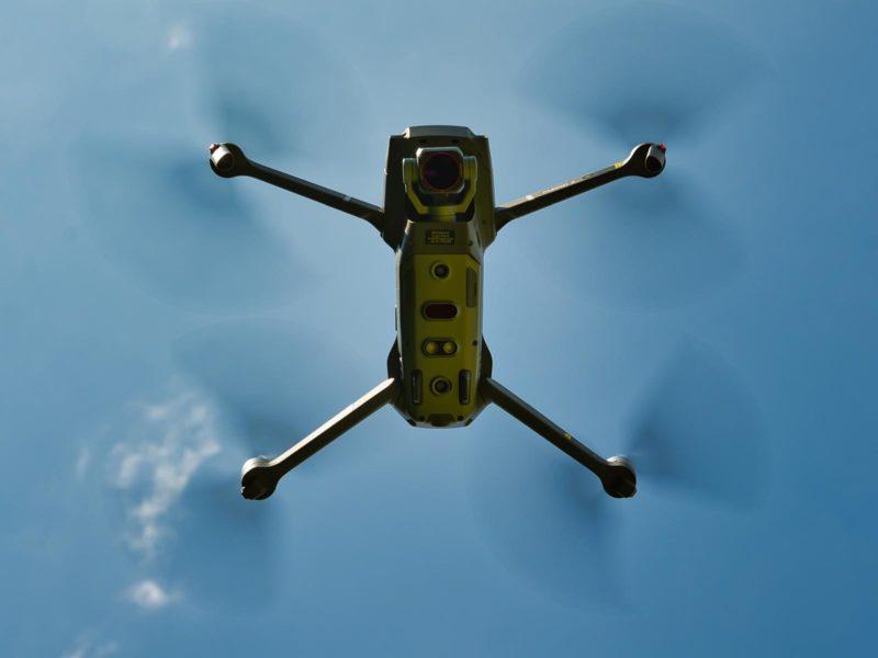 China nutzt Drohnen im Kampf gegen Corona Virus