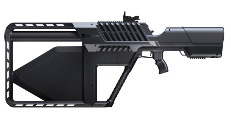 DroneShield Tactical Drone Gun