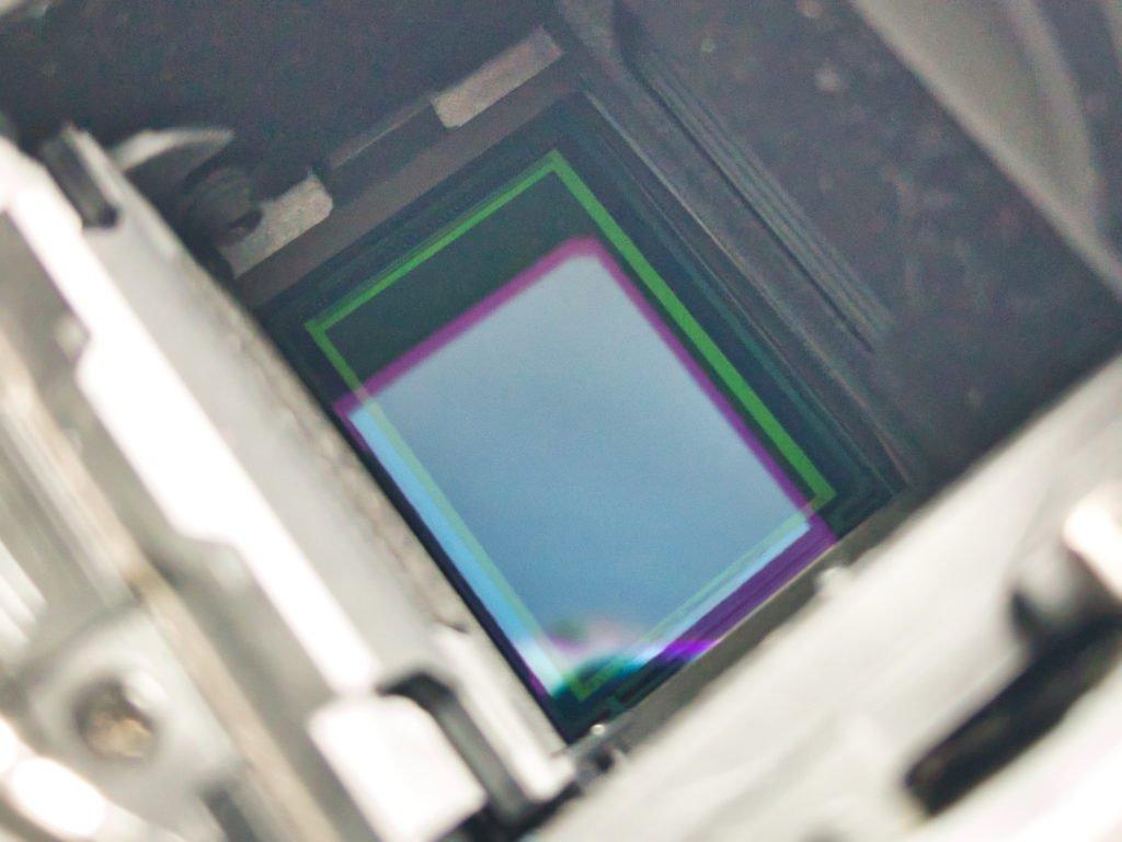 Kamerasensor Nikon DX