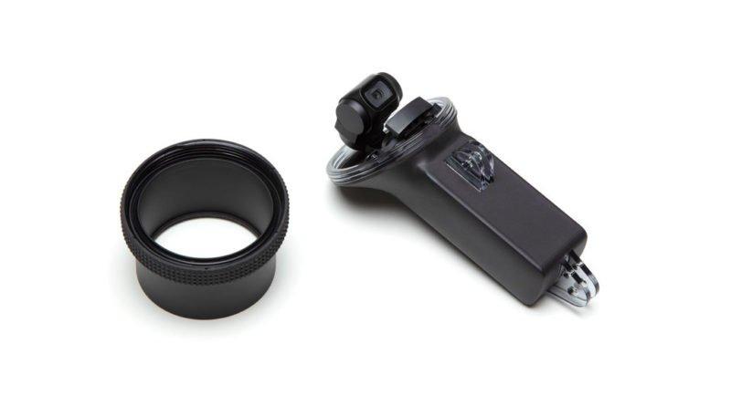Wasserfestes Gehäuse für DJI Osmo Pocket Offen mit Kamera