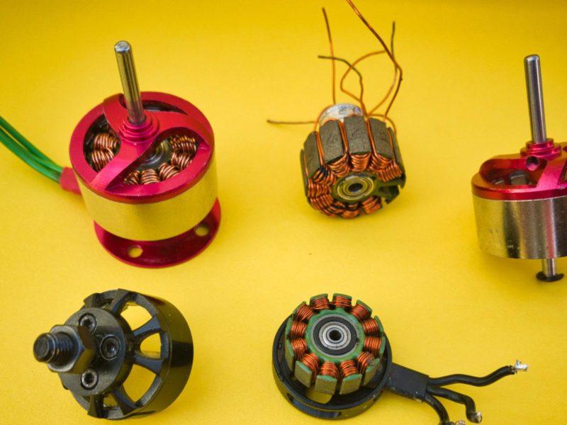 Wissen: Das Kleine Brushless-Motor 1×1