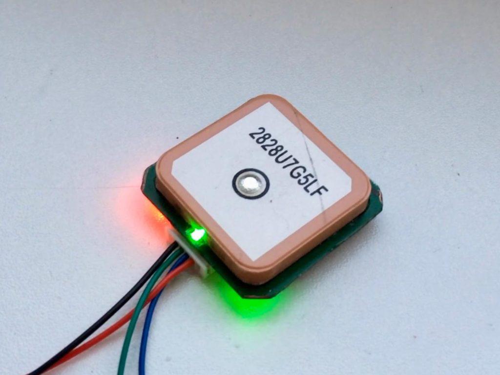 GPS Empfänger UBlox - Kein RTK