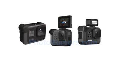 GoPro Hero 8 Kamera Leak