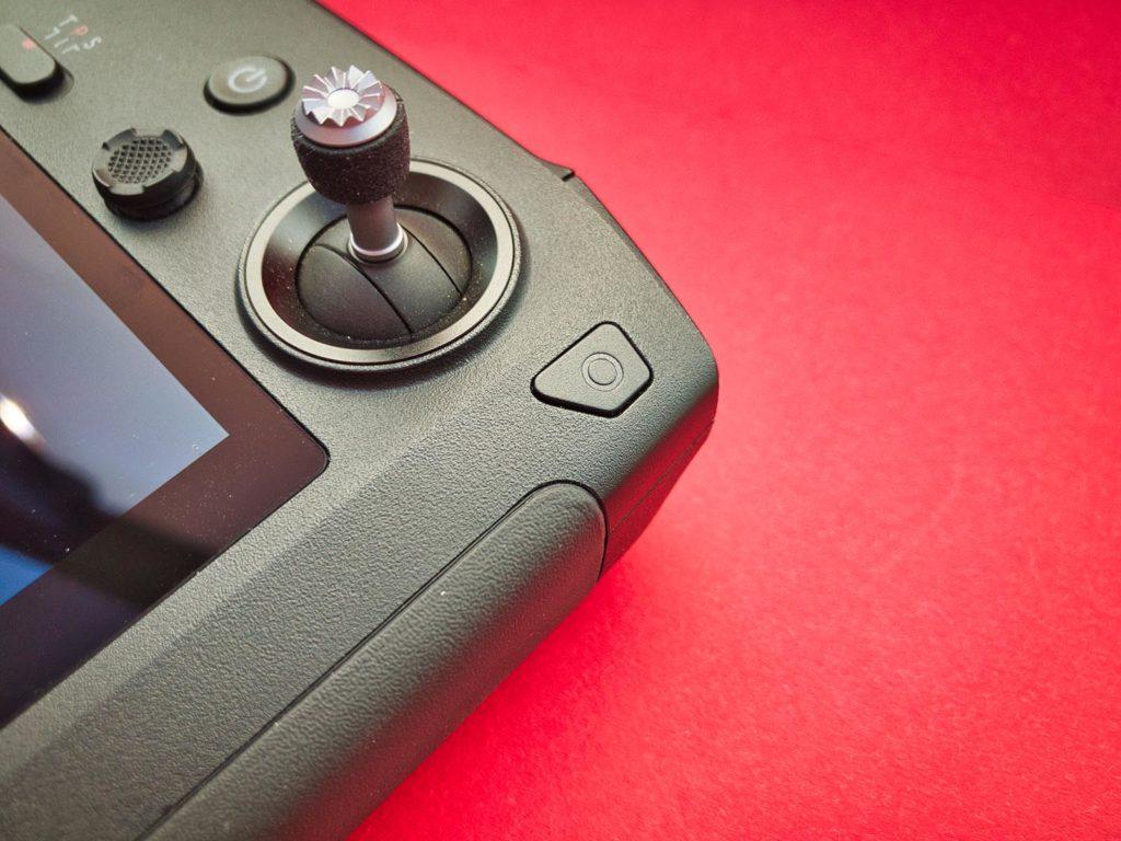 Knopf zum Aurufen der Kameraeinstellungen in der Go 4 App