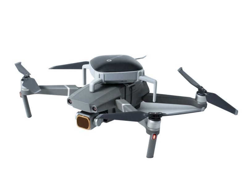 Wissen: Wie funktioniert ein Drohnenfallschirm?
