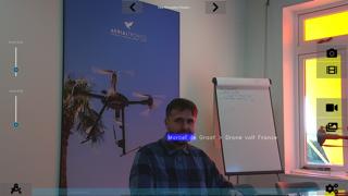Pensar - Gesichtserkennung Screenshot