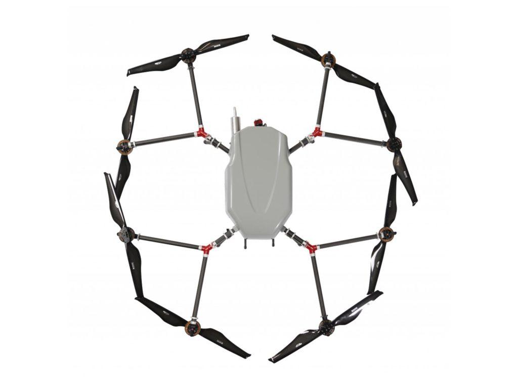 Perimeter 8 Drohne von Skyfront mit Hybridantrieb