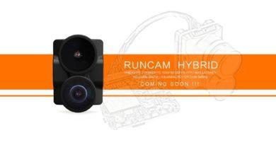 RunCam Hybrid Dual-Sensor FPV-Kamera