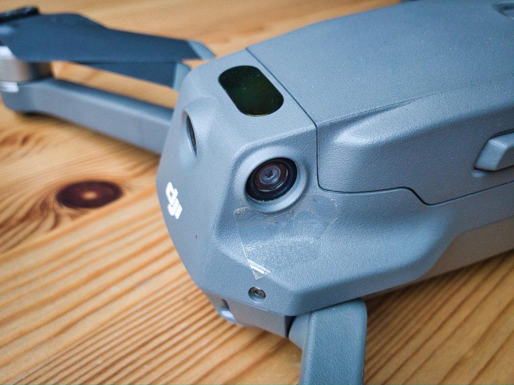 Seitliche Sichtkameras der Mavic 2 Pro