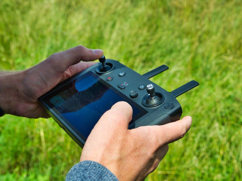 DJI Smart Controller - TX Protokolle im Überblick