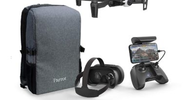Parrot ANAFI FPV Set mit Rucksack und Videobrille