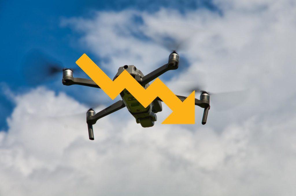 Platz die Drohnen-Blase