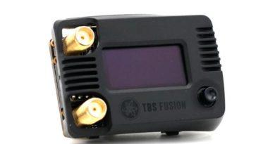TBS Fusion RX-Modul