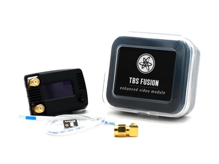 TBS Fusion RX-Modul Set