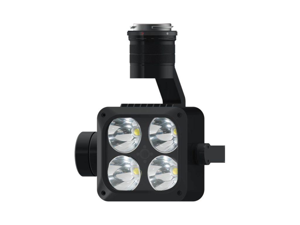 Wingsland Z15 LED Scheinwerfer mit Gimbal