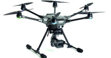 Yuneec H3 Drohne mit Leica Kamera