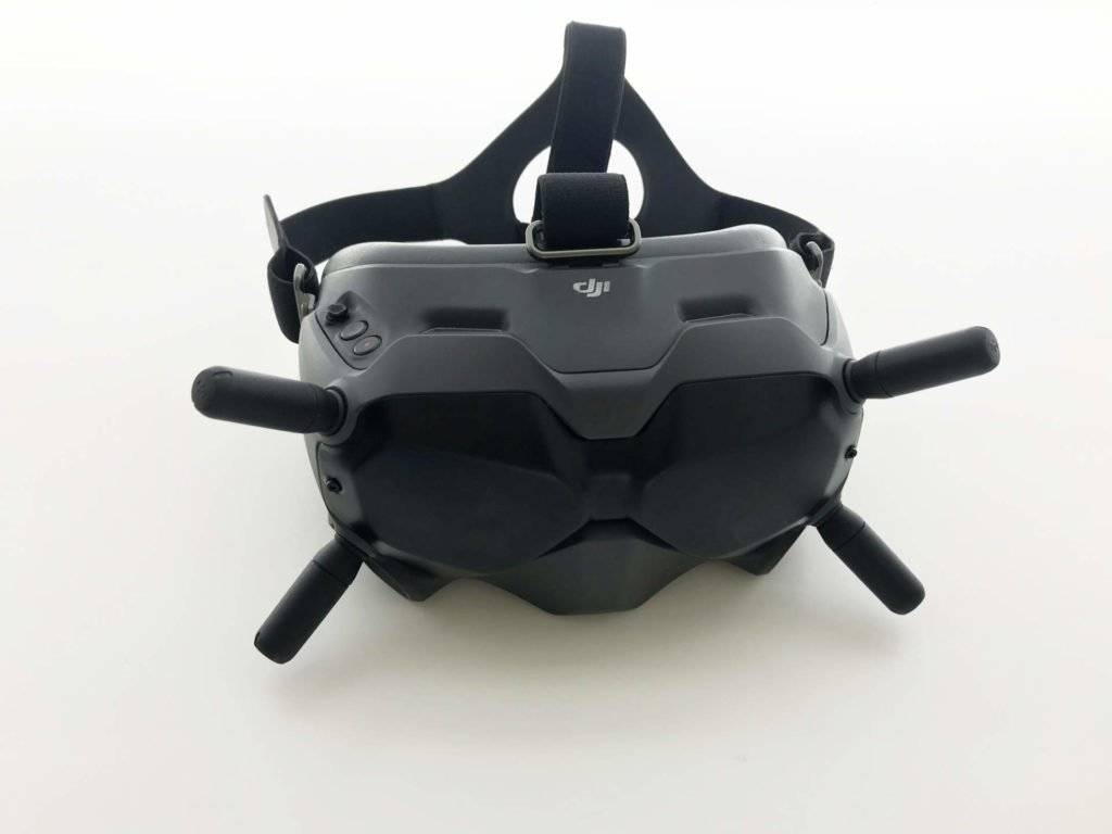 DJI Digital FPV System Brille