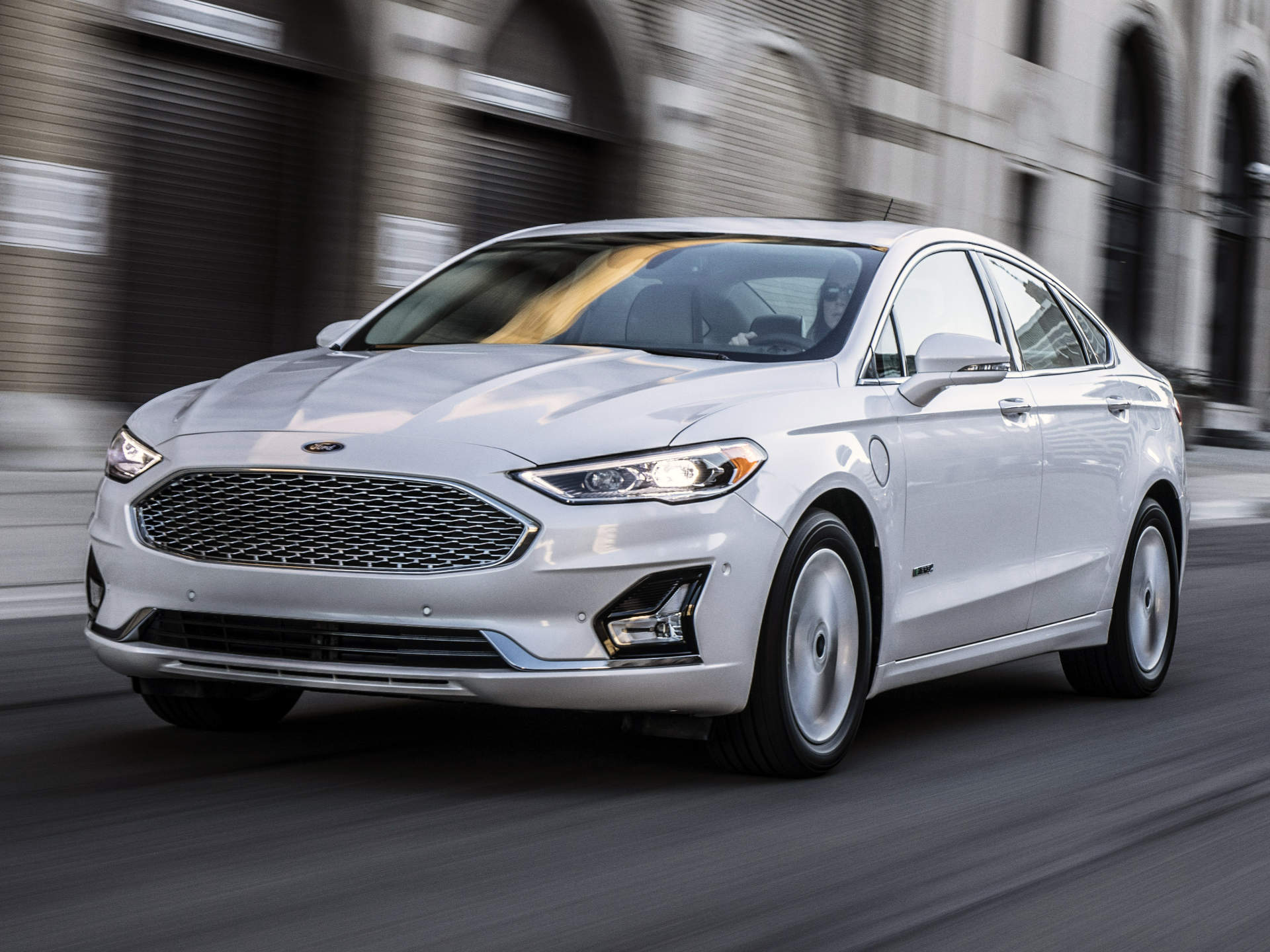2020 Ford Fusion New Model and Performance