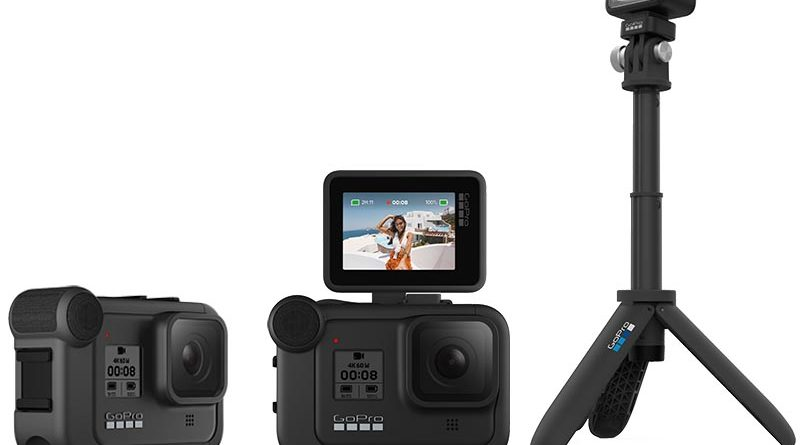 GoPro Hero 8 Black mit Mods