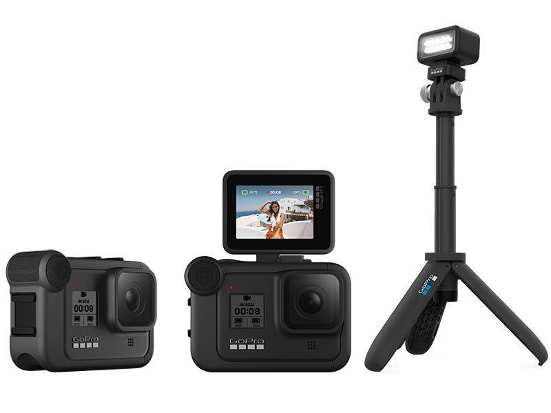 GoPro Hero 8 Black und GoPro Max offiziell vorgestellt
