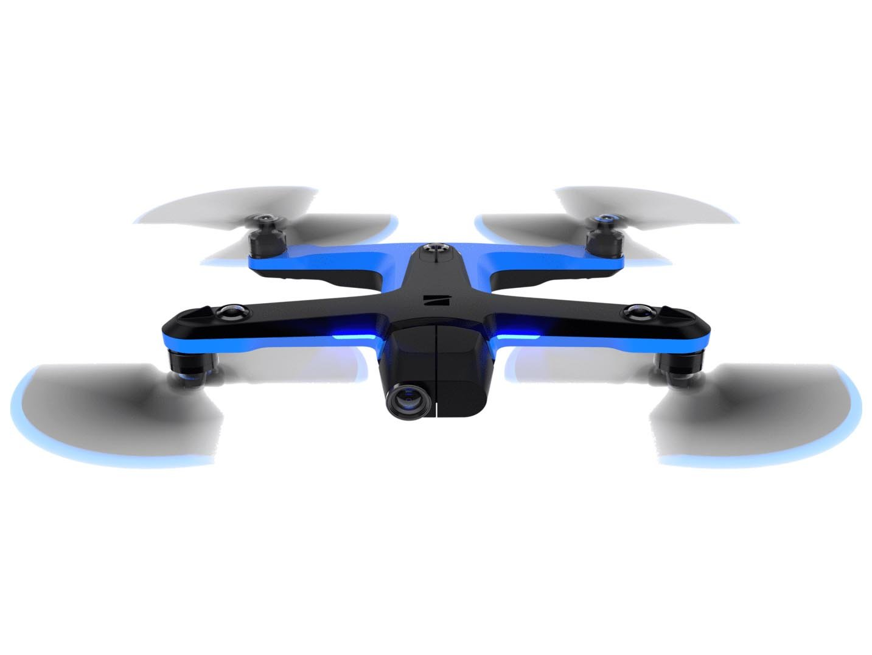 Skydio 2 Drohne Draufsicht