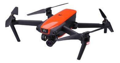 Autel EVO Drohne ausgeklappt