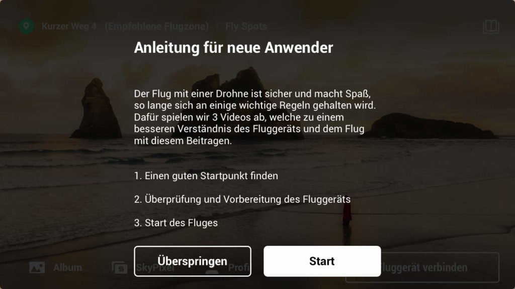 DJI Fly App - Intro Videos