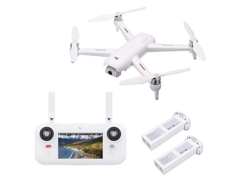 Fimi A3 Drohne mit Remote und Akkus